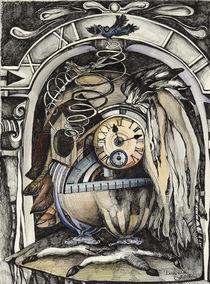 The Blue Cuckoo by Daniela  Yordanova