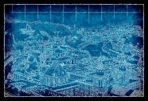 Blueprint: Salzburg by Leopold Brix