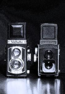 Vintage Cameras by Nigel  Bangert