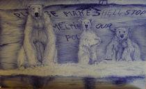 Please make Shell stop melting our poles? by Ben Johansen