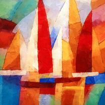 Maritime Cubic by Lutz Baar