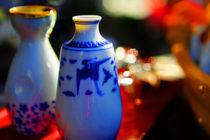 Sake Jug  by Larisa Kroshkin
