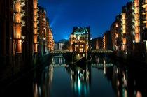 Fleetschlösschen Speicherstadt by x-pix-projekt-hamburg