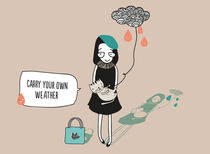 Carry Your Own Weather by June Keser