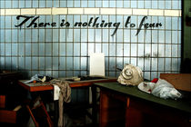 There is nothing to fear! von URBAN ARTefakte