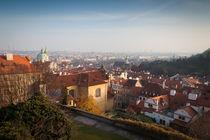 sonniges Prag von Anne-Barbara Bernhard