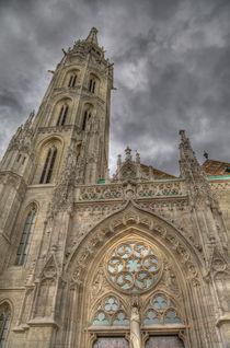 Mathias Church (Matyas Templom) by Rozalia Toth