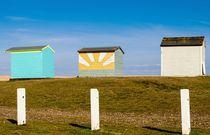 Huts by Jeremy Sage
