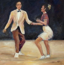 in the swing von Ellen Fasthuber-Huemer