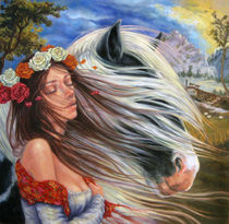 Gypsy Wind by Andrea Peterson
