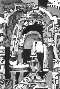 Arches by Daniela  Yordanova