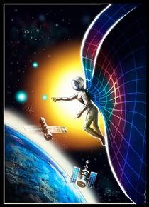 Outer space. von Rustam Kurmanov