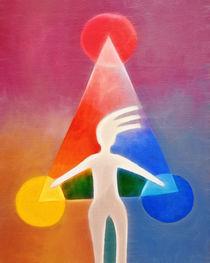Homo Coloris von Lutz Baar