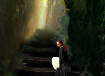 Lichtgedanke von Marie Luise Strohmenger