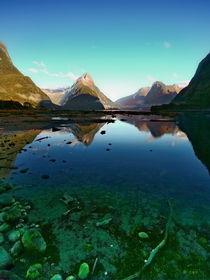Milford Sound waters von Chris R. Hasenbichler