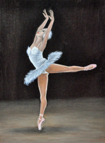 ballet t nzerin i painting art prints and posters by. Black Bedroom Furniture Sets. Home Design Ideas