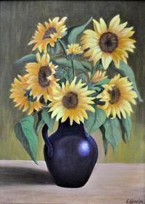 Sonnenblumen von Edith Gracin