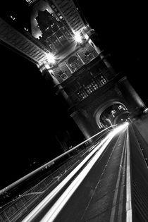 Tower Bridge London by David Pyatt
