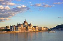 Budapest Parlament von topas images
