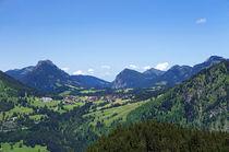 Oberjoch Bad Hindelang Allgäu by topas images