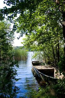 Boot am See von topas images