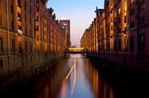 Speicherstadt Hamburg  by topas images