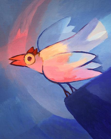 Fantasy-bird