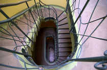 Treppenhaus, staircase by aremak