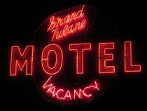 Grand tulane Motel by Guy  Ricketts