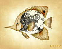 Mechanical fish by Ennui Shao