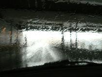 Unterführung bei Regen by Reiner Poser