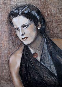 Maria Cebotari von Marion Hallbauer