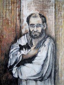Gustav Klimt von Marion Hallbauer