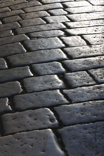 A roman street.  von Gordan Bakovic