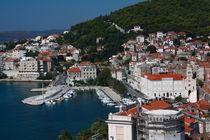 A Mediterranean city - Split, Croatia. von Gordan Bakovic