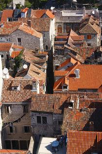 An old city center, Split, Croatia.  von Gordan Bakovic