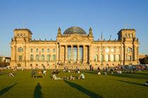 Berlin Reichstag von topas images