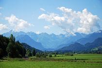 Sommer im Allgäu von topas images