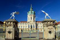 Berlin Schloß Charlottenburg von topas images