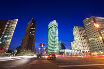 Berlin Potsdamer Platz by topas images