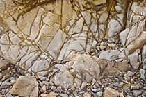 Weathered Rock Face Owlshed by Peter J. Sucy