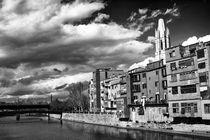 Girona river by Laura Benavides Lara