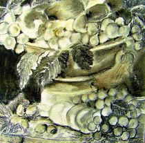 Stillleben mit Früchte von Irina Usova