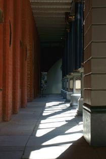 Schattensäulen von Bastian  Kienitz