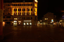 Blick vom Opernplatz von Detlef Koethner