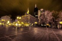 Opernplatz, Frankfurt von Detlef Koethner