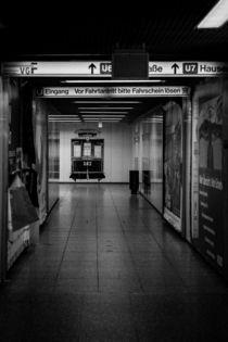 U-Bahn von Detlef Koethner