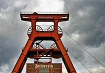 Zeche Zollverein by Anne Seltmann