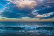 kleine Welle am Abend von pahit