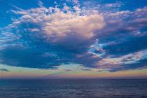 Abend am Meer von pahit